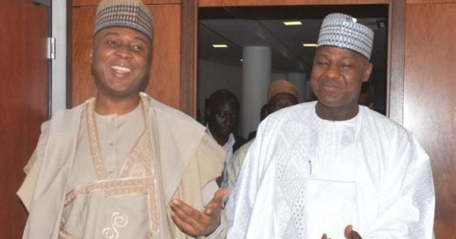 Photo of Dogara Congratulates Saraki On his 56th Birthday