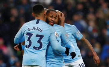 Manchester City Everton 3-1 Premier League Highlights Video Download