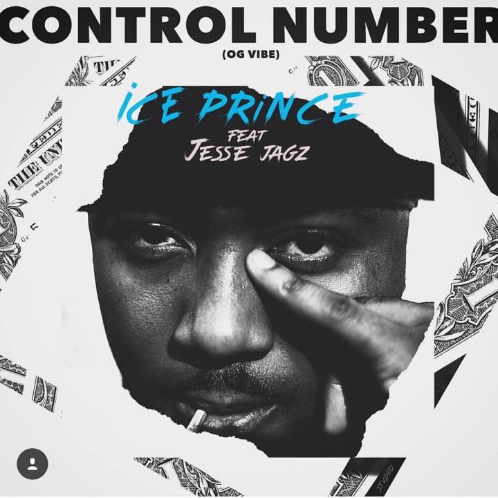 "Photo of Listen to Ice Prince's New Song ""Control Number"" Featuring Jesse Jagz"