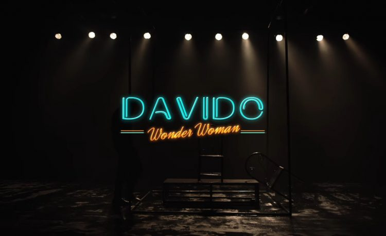 "Watch Davido's New Video for ""Wonder Woman"" - OkayNG News"