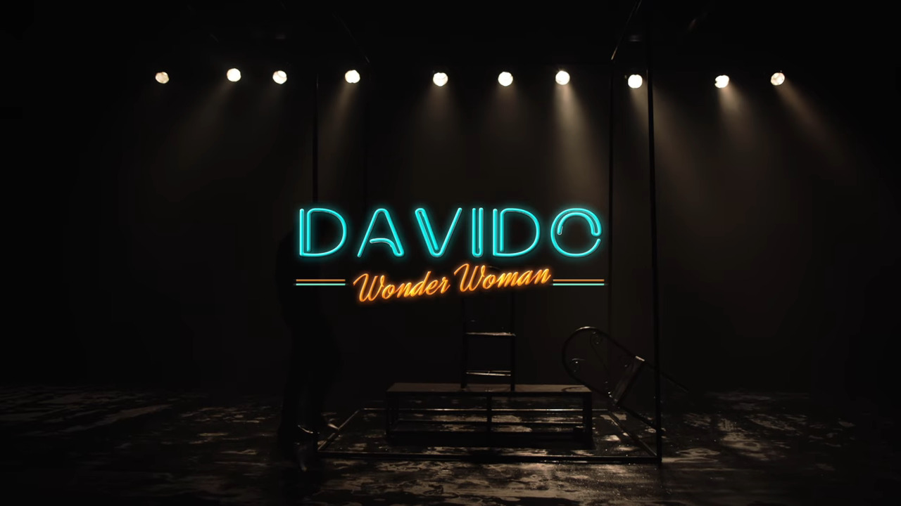 "Photo of Watch Davido's New Video for ""Wonder Woman"""