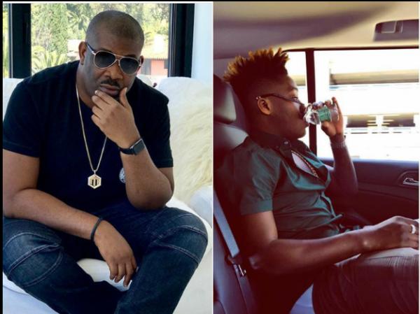 Reekado Banks Finally Leaves Don Jazzy's Mavin Records - OkayNG News