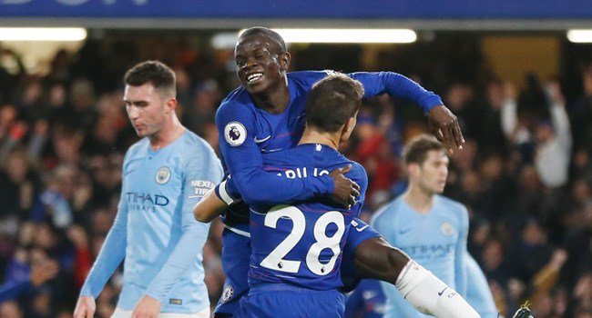 Photo of N'Golo Kante Reveals How He Feels Scoring Against Manchester City