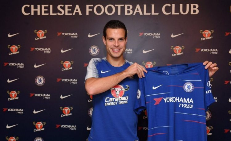 Chelsea Defender Cesar Azpilicueta Extend Contract Untill 2022 - OkayNG News