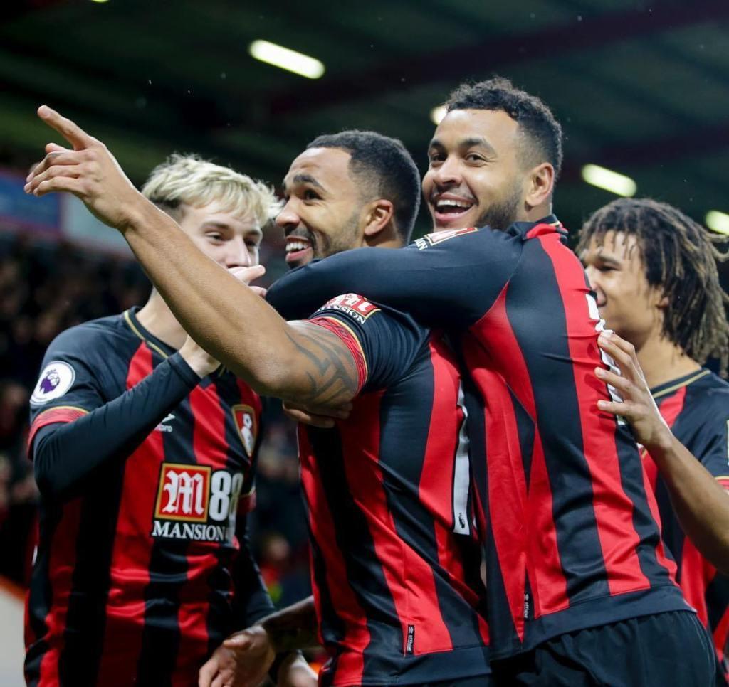 DtoGmL1V4AAahNB - Bournemouth 2 – 1 Huddersfield: Premier League Highlights [Watch Video]