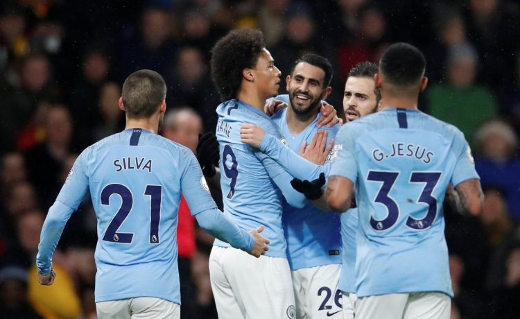 Watford 1 – 2 Manchester City: Premier League Highlights [Watch Video] - OkayNG News