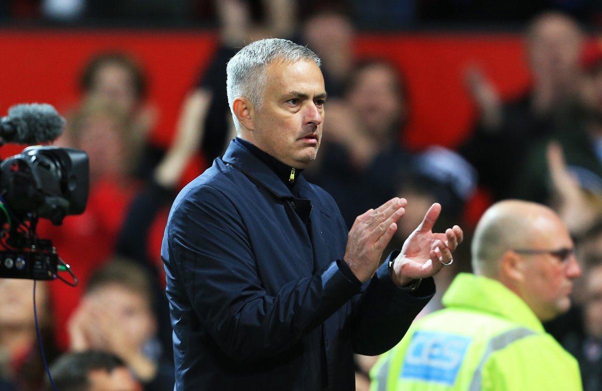 We can still finish fourth - Jose Mourinho Reveals Despite United 3-1 defeat to Liverpool