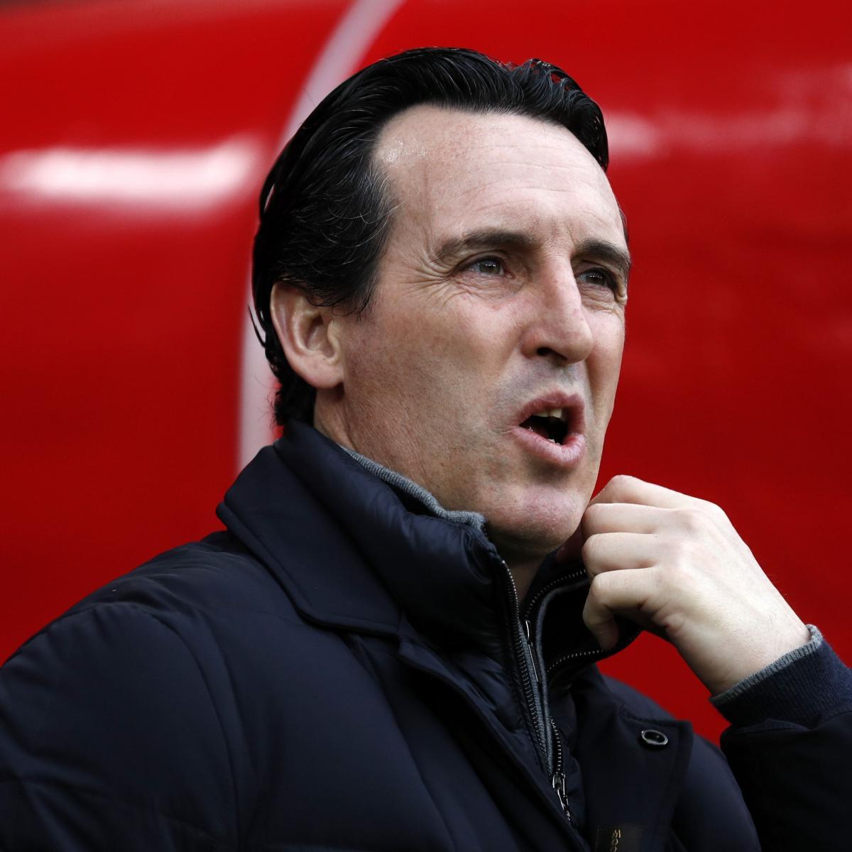 DujsTJqU8AEXhvJ - Unai Emery Reveals Why They Lost To Southampton 3-2