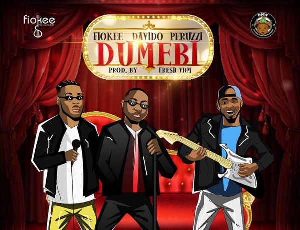 "Fiokee, Davido & Perruzi Team Up for New Song ""Dumebi"" [Listen] - OkayNG News"