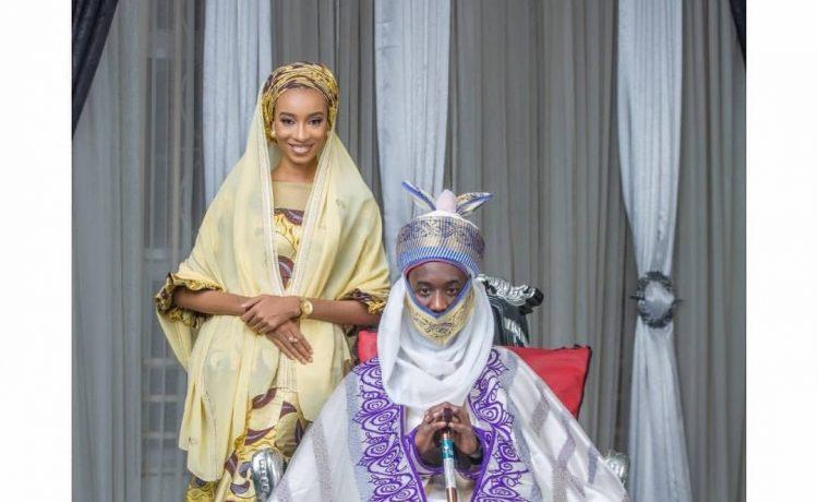 Emir of Kano's Son, Aminu Sanusi Lamido Shares His Pre-Wedding Photos - OkayNG News
