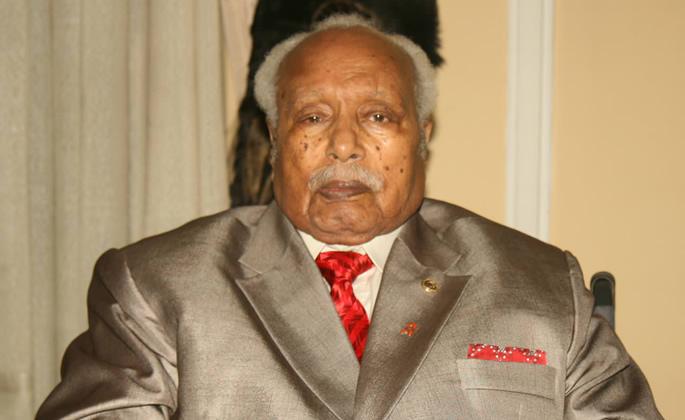 Photo of Girma Woldegiorgis, Former Ethiopian President Dies at Age 95