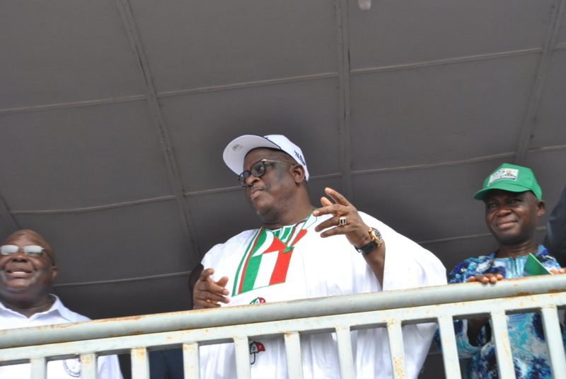 Photo of Court declares Kashamu as Ogun PDP governorship candidate
