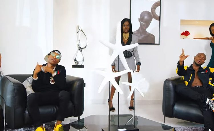 """Watch King Promise's New Video """"Tokyo"""" Featuring Wizkid - OkayNG News"""