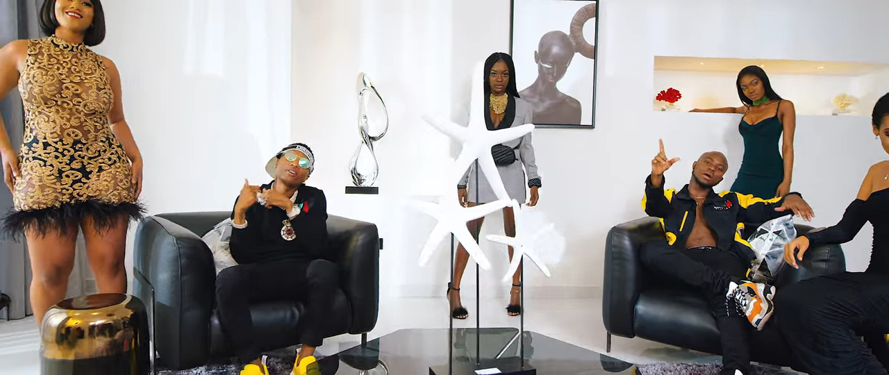 """Photo of Watch King Promise's New Video """"Tokyo"""" Featuring Wizkid"""
