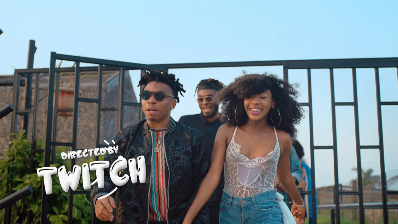 "Mayorkun Red Handed Video OkayNG - Watch Mayorkun's ""Red Handed"" Video Featuring Dremo, Peruzzi & Yonda"