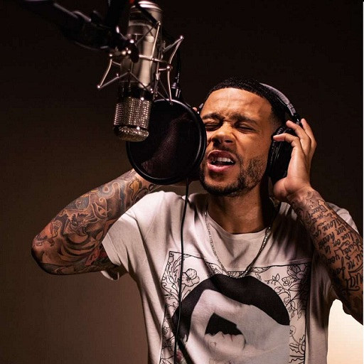 Memphis Depay No Love - Listen/Watch: Memphis Depay - No Love