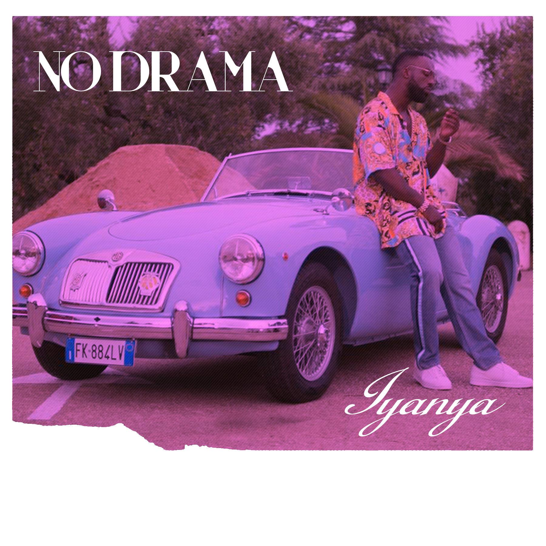 """No Drama - Iyanya's New Song  """"No Drama"""" Surfaces [Listen]"""