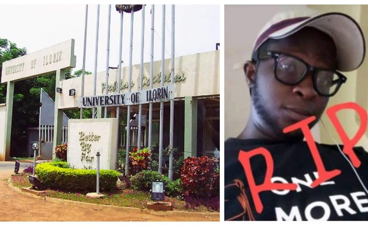 """UNILORIN Student Drinks """"SNIPER"""" After Failing Final Year Project - OkayNG News"""