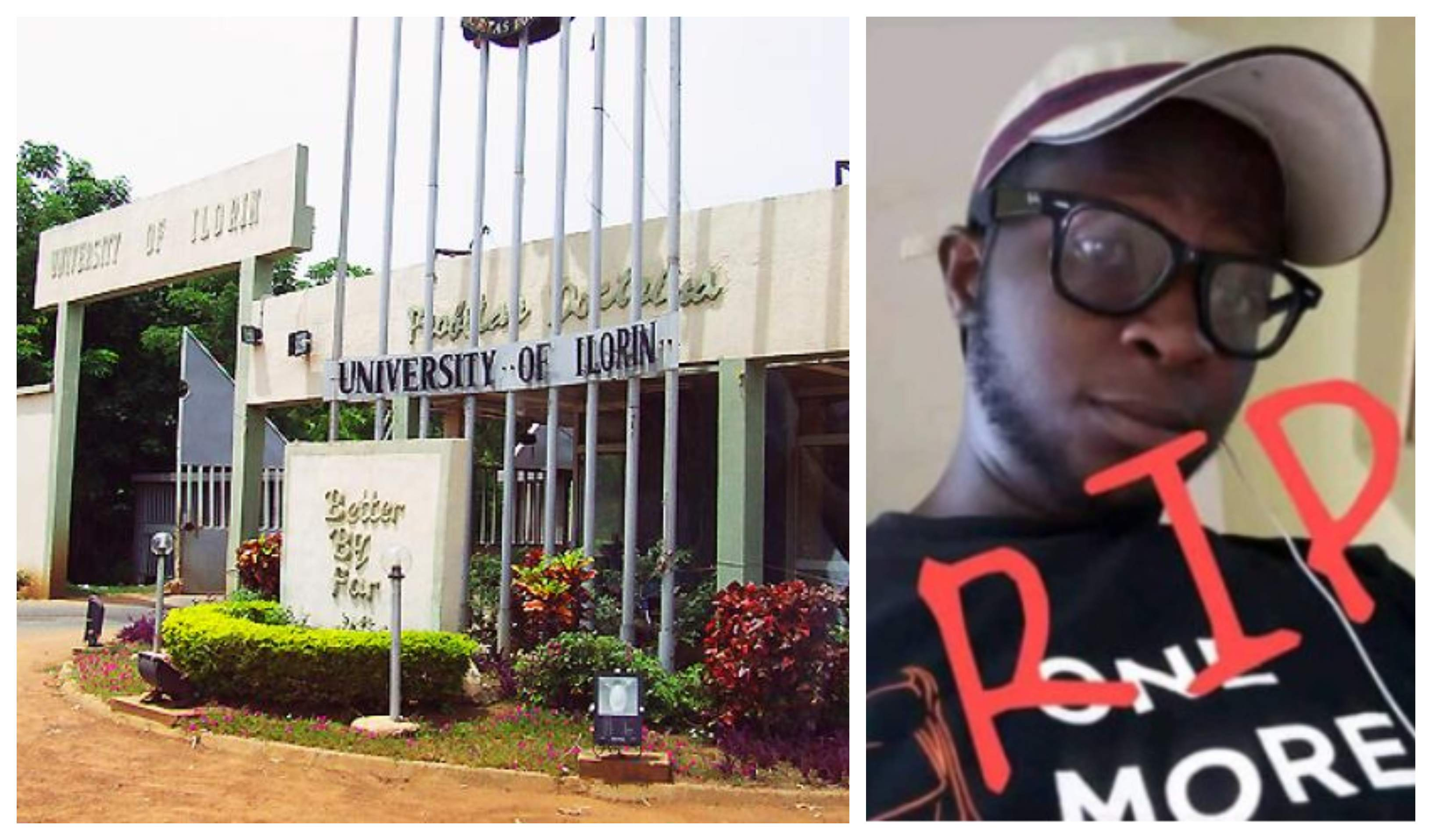 Olawole Suicide UNILORIN OkayNG - UNILORIN Student's Suicide Was Drug-induced - School Management