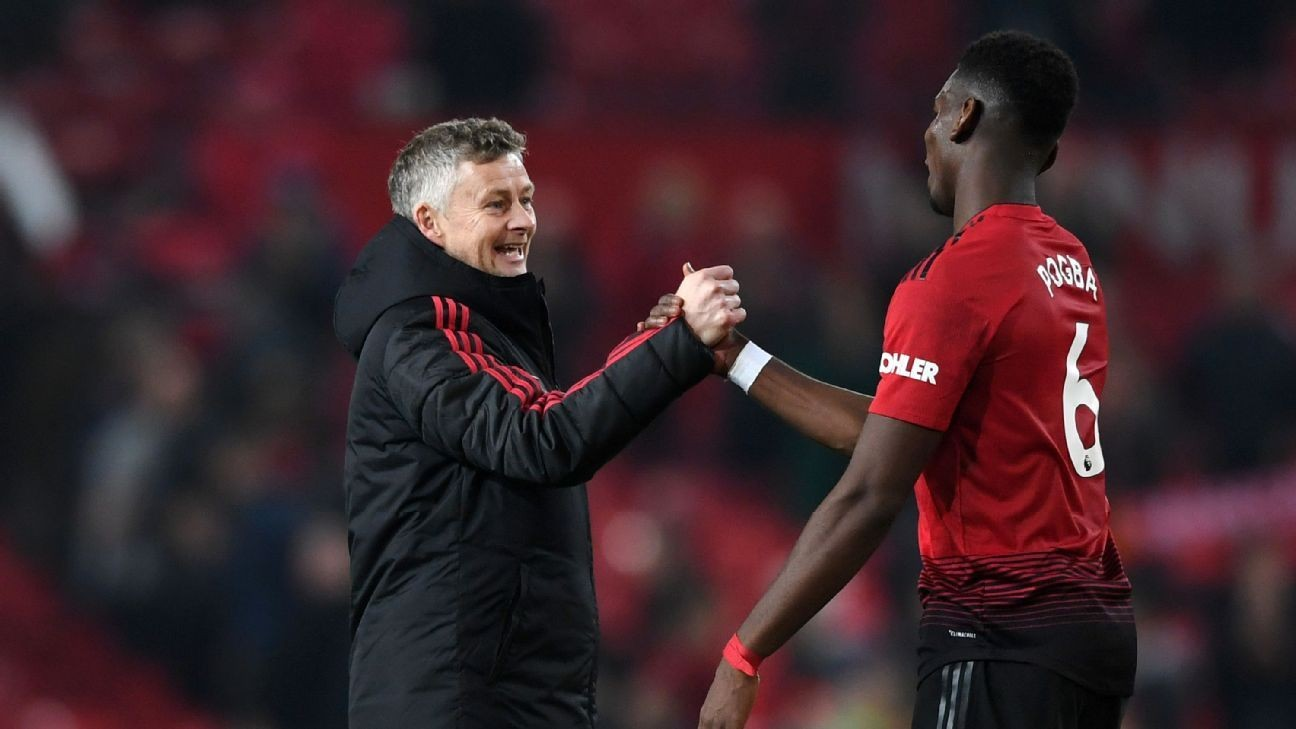 Ole Gunnar Solskjaer Paul Pogba OkayNG - See What Solskjaer Said About Pogba After Manchester United Victory