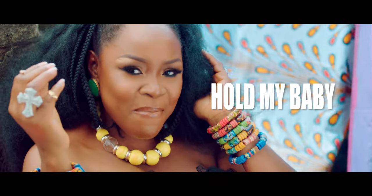 Omawumi Hold My Baby Video OkayNG - Watch: Omawumi - Hold My Baby ft. Falz [Video]