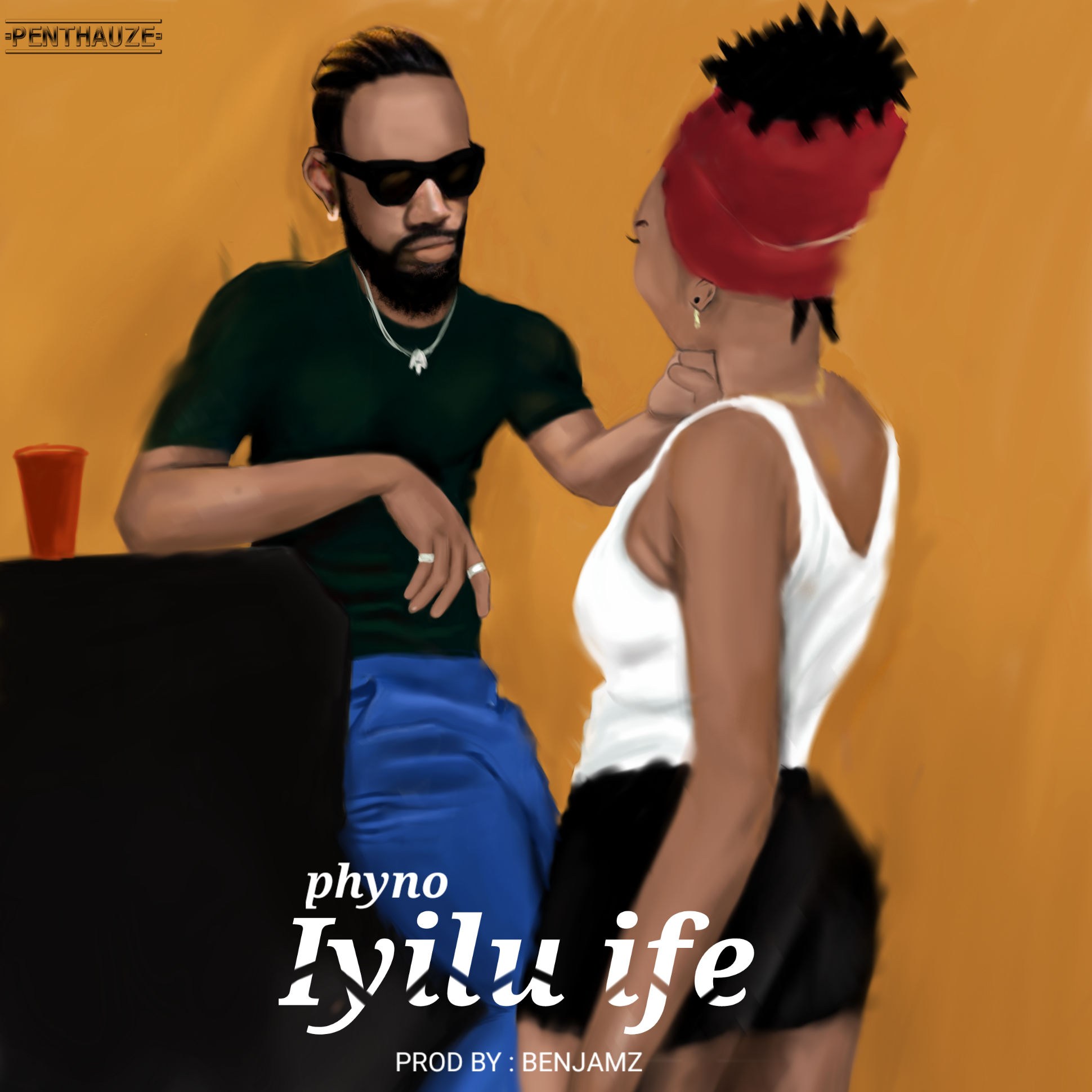 "Phyno Iyilu Ife OkayNG - Listen to Phyno's New Song ""Iyilu Ife"""