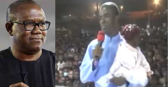 Photo of Catholic Bishop Reject Fr. Mbaka's Public Apology to Peter Obi