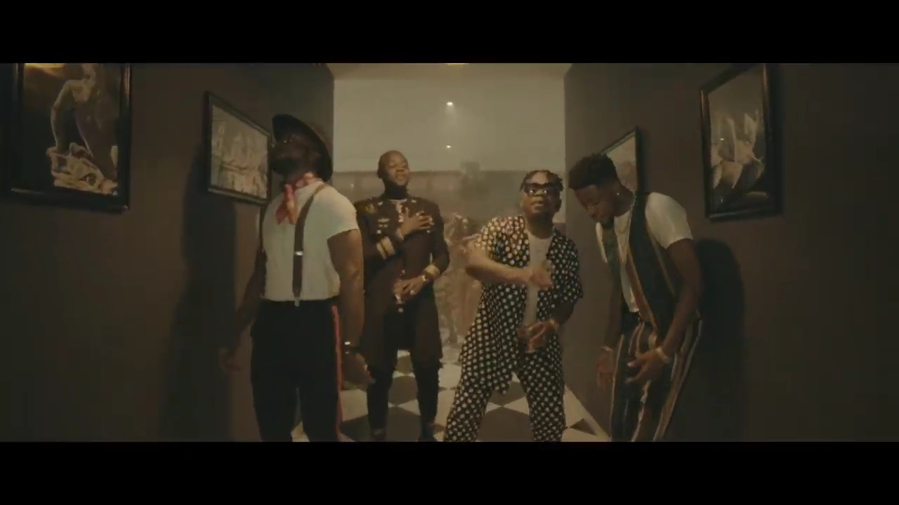 Photo of Watch: DJ Enimoney – Send Her Money ft. Olamide, Kranium, Kizz Daniel & LK Kuddy [Video]