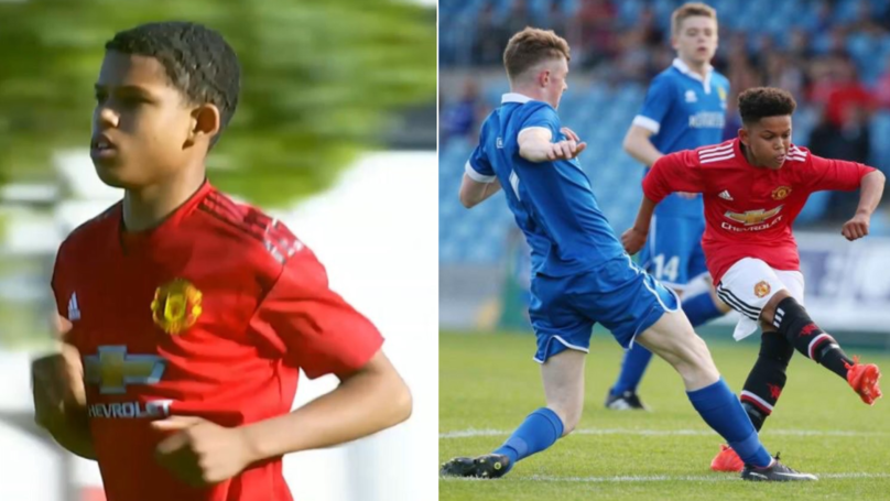 Meet Shola Shoretire, the 14-year-old Nigerian-born to Make History for Manchester United