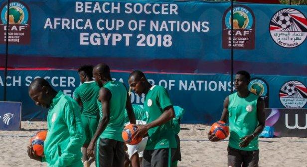 Nigeria's Super Sand Eagles