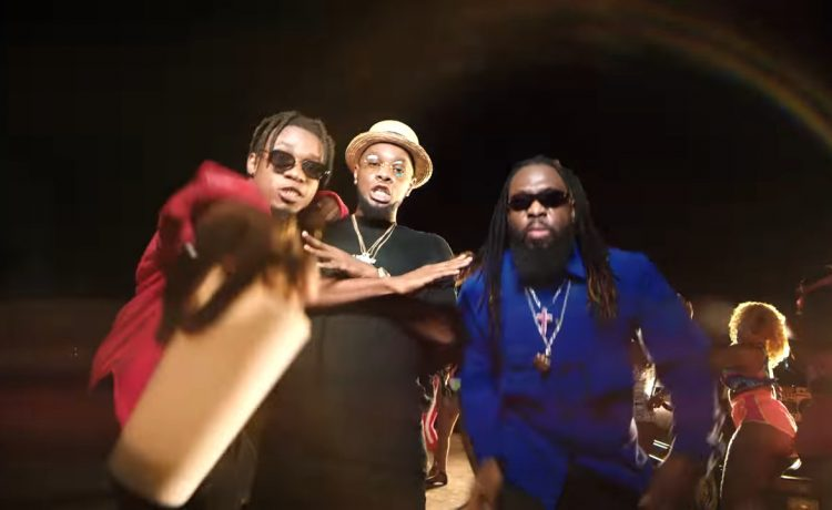 "Timaya, King Perryy & Patoranking Team Up for ""Kom Kom"" Music Video [Watch] - OkayNG News"