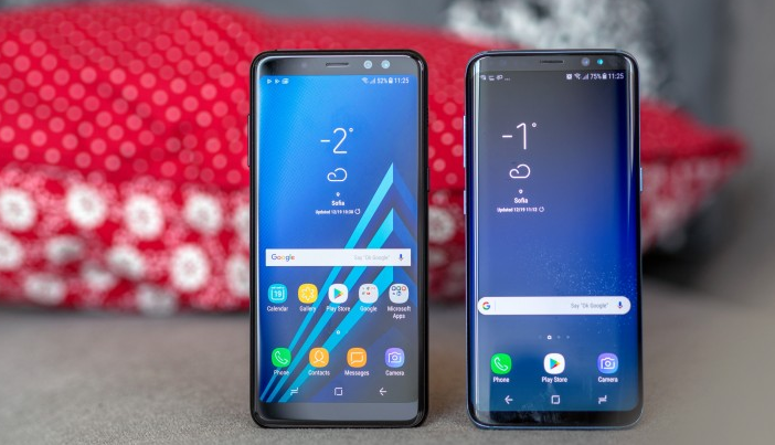 Samsung Galaxy A8s Smartphone Specification and Price Tag in Nigeria