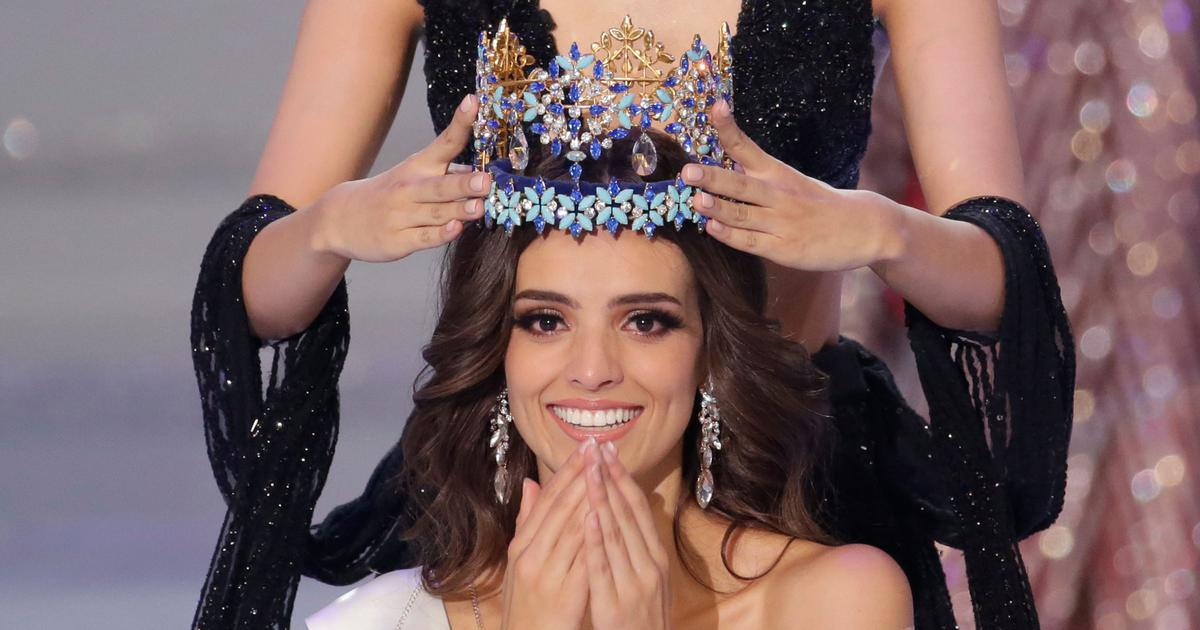 Photo of Mexico's Vanessa Ponce de Leon Crowned Miss World 2018