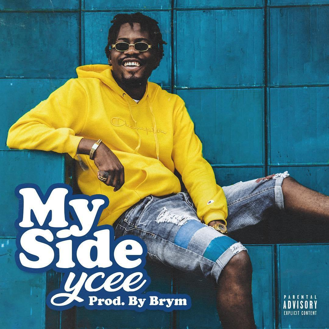 "Listen to YCee's New Song ""My Side"""