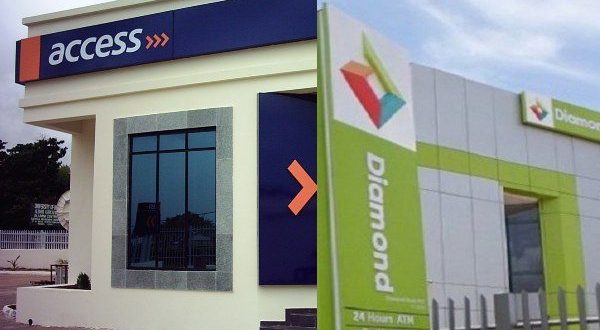 access diamond OkayNG - CBN Approves Diamond/ Access Bank Merger