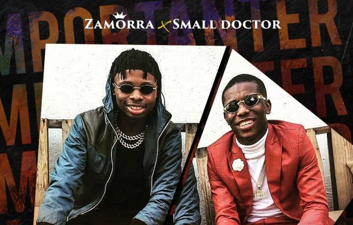 """Watch Zamora's New Video for """"Importanter [Remix]"""" Featuring Small Doctor - OkayNG News"""