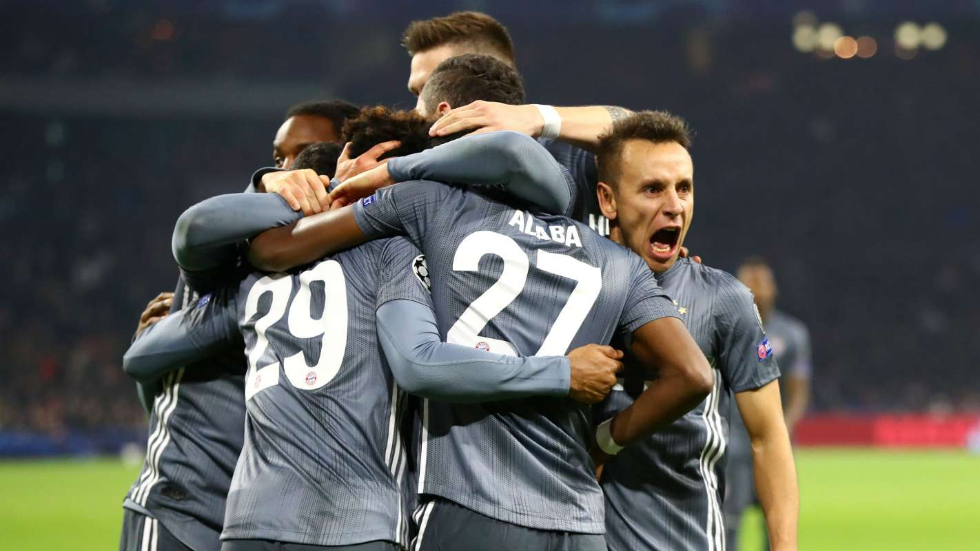 Ajax vs Bayern Munich 3-3: UEFA Champions League Highlights [Watch Video]