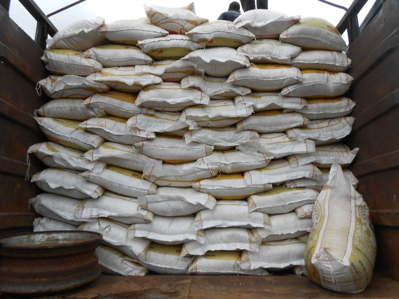 Photo of Customs Seizes Smuggled Rice Worth N101.7m