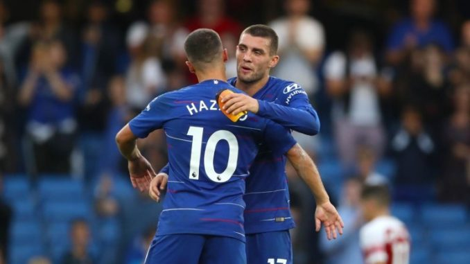 kovaic - Kovacic Disclose What Hazard Asked Him About Real Madrid