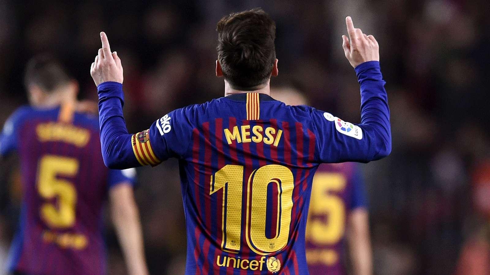 lionelmessicropped 7e9jebzo9v3l17d856uiay216 - Barcelona vs Celta Vigo 2-0: LaLiga Highlights [Video]