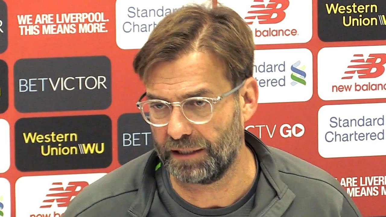 maxresdefault 1 1 - Klopp Reveals That Liverpool Might Not Win The League At The End Of The Season