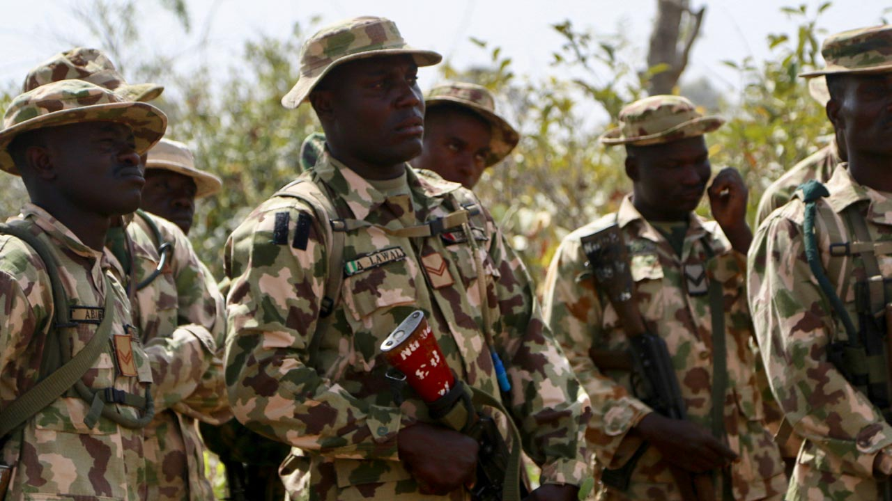 nigeria soldiers OkayNG - 10 Nigerian, Nigerien Soldiers Killed In Joint Operation Against Bandits