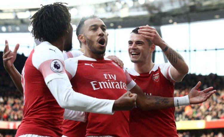 Arsenal 4-2 Tottenham: Premier League Highlights [Watch Video] - OkayNG News
