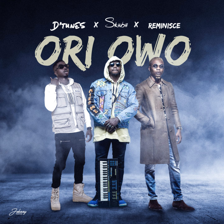 "Listen to D'Tunes' New Song ""Ori Owo"" Featuring Skiibii & Reminisce"
