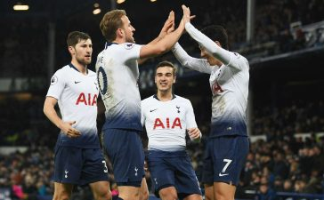 Everton vs Tottenham 2-6: Premier League Highlights