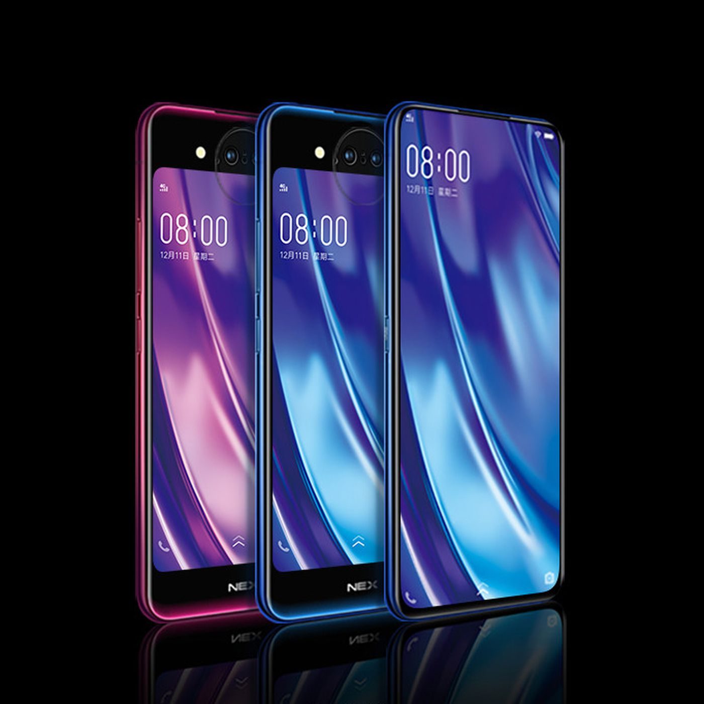 Vivo NEX Smartphone Specification and Price Tag in Nigeria