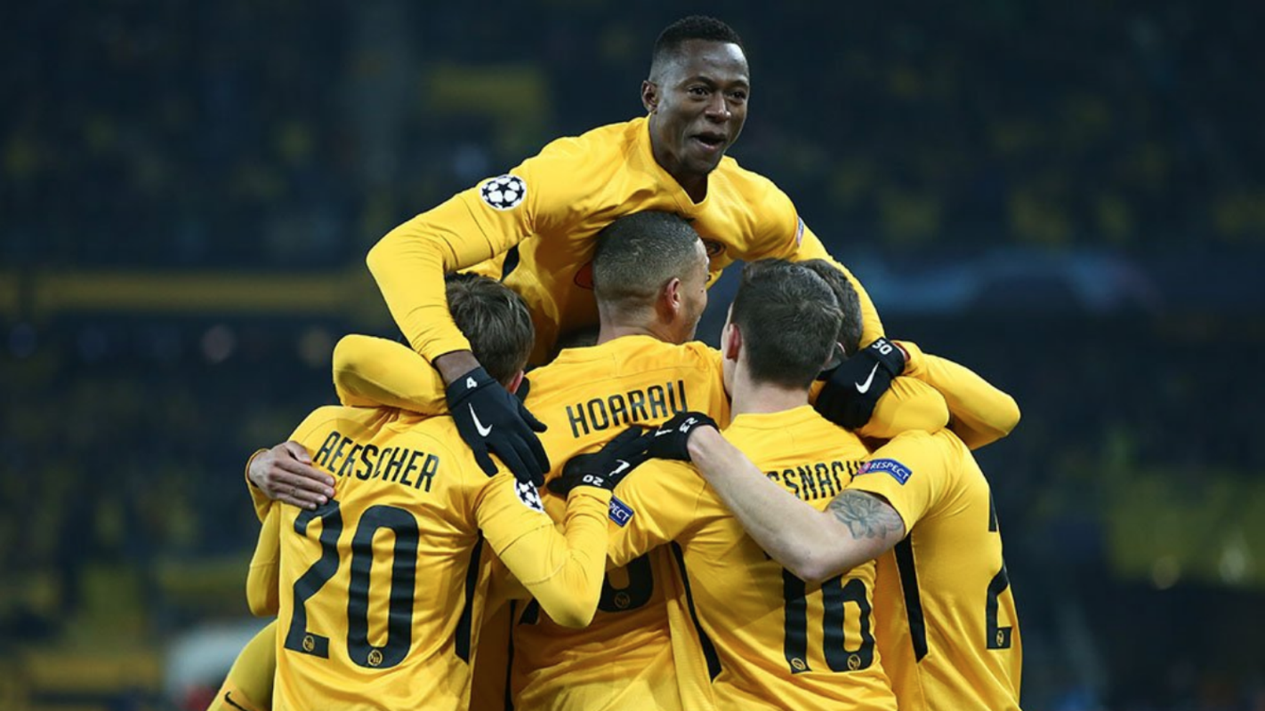 young boys cropped 1o25jnsf38sjq1fnhlyqsm0i6n - Young Boys vs Juventus 2-1: UEFA Champions League Highlights [Watch Video]