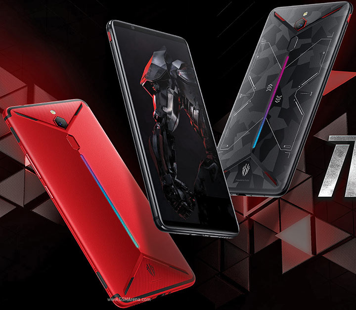 ZTE Nubia Red Magic Mars Full Smartphone Specifications and Price Tag In Nigeria - OkayNG News