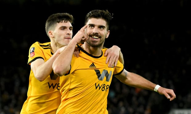 2912 - Watch: Wolves vs Liverpool 2-1: FA Cup Highlight [Video]