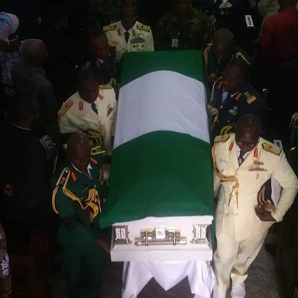 49579487 637399916678246 7572468822974334355 n - Alex Badeh buried amidst tears in Abuja [Photos]